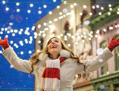 Kerstvakantie: wij wensen u fijne feestdagen