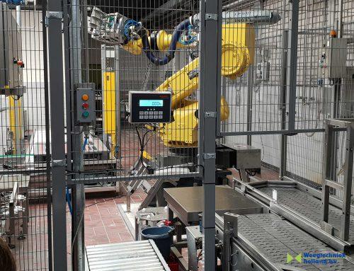 Project maatwerk: weegschalen koppelen aan een ethernetverbinding