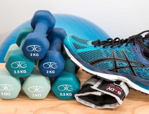 Nieuw: houd je schoenen lekker aan op dit nieuwste model fitnessweegschaal
