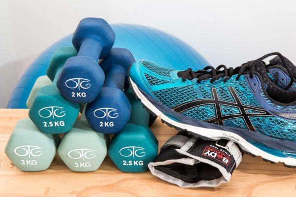 Fitnessweegschaal-Soehnle