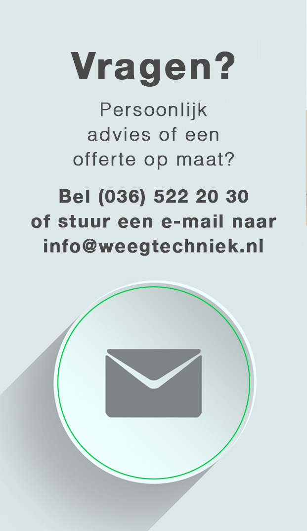 Contact-weegtechniek