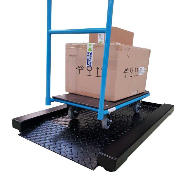 Trolley-weegschaal-HF1
