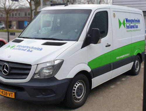 Weegtechniek Holland is verhuisd van Zeewolde naar Barneveld